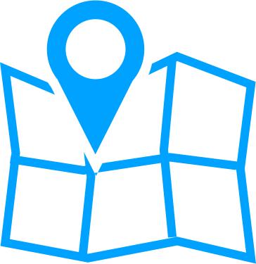 web上の観光マップの連動